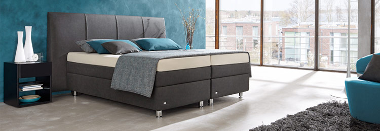 boxspring betten ruf betten in karlsruhe knielingen karlsruhe m bel kiefer polsterland. Black Bedroom Furniture Sets. Home Design Ideas